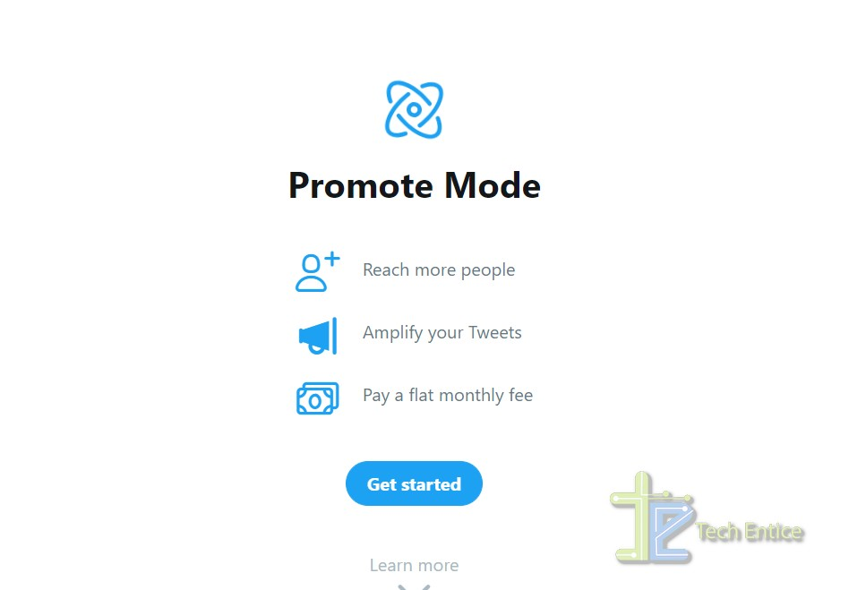 promote mode