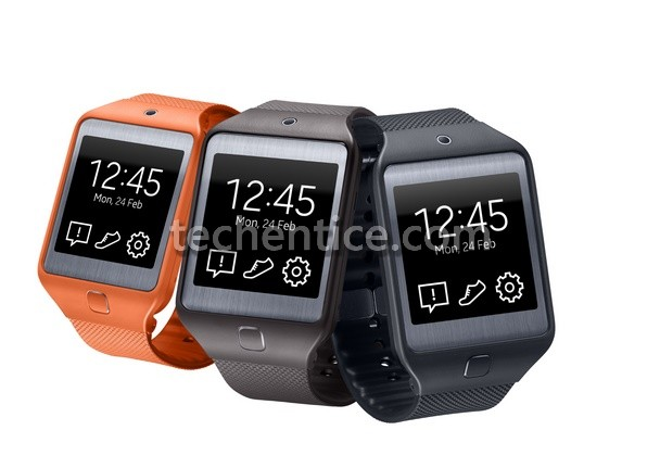 Samsung unveils Gear 2 and Gear 2 Neo