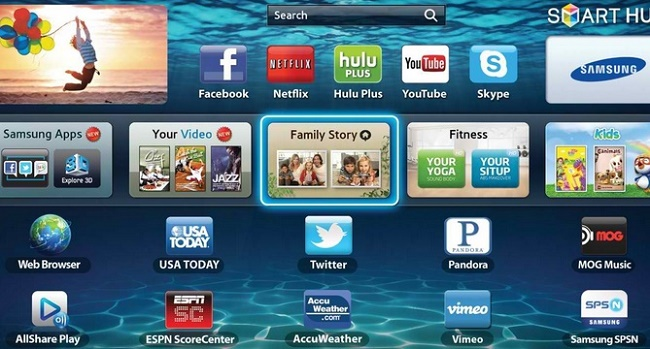 Samsung says their smart TVs do not spy on people