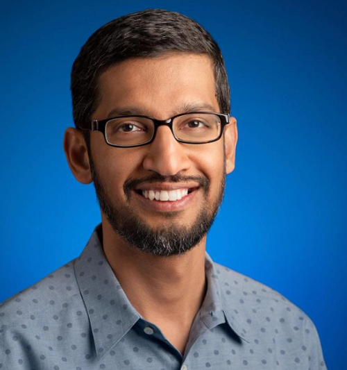 Sundar Pichai to become new CEO of Google