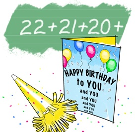 birthday paradox preview