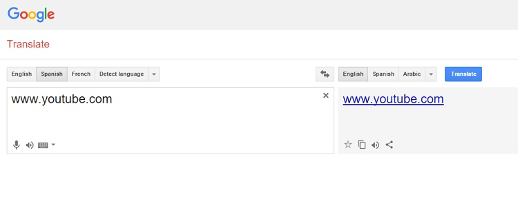How To Use Google Translate As A Proxy Service