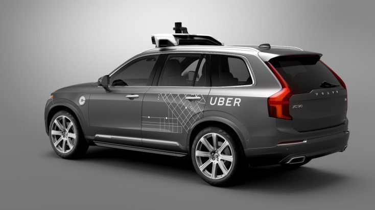 Uber offering free rides to self-driving cars