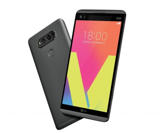 LG announces V20 handset, the first phone with Android 7.0 Nougat