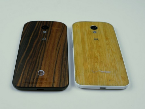 Walnut replaced by Rosewood in Moto X