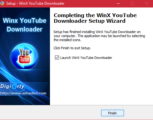 YouTube Offline application