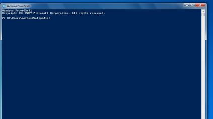 Powershell windows 7