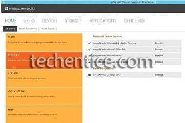 Windows Server 2012 R2 Essentials preview