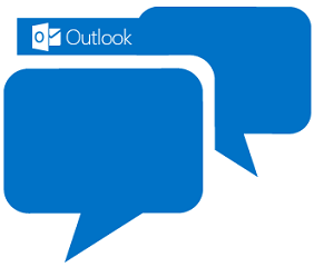 Outlook email set up