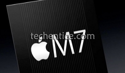 APPLE'S NEW M7 MOTION SENSING COPROCESSOR IN iPHONE 5S