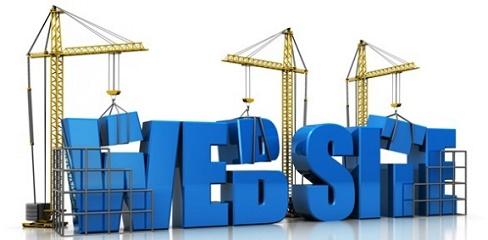 create single page website