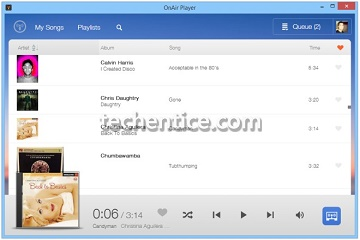 How to remotely Stream Music Between PC, Mac, Mobile & TV With OnAir Player