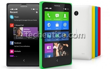 Nokia's Cheap Android X series phones