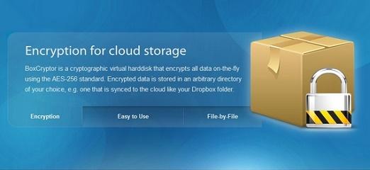 BOXCRYPTOR - encrypt your Cloud Storage
