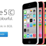 iPhone 5C-8 GB varient available in UK