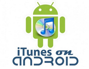 iTunes on Android