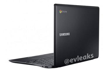 Samsung Chromebook 2 images leaked