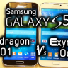 Galaxy S5 Snapdragon 801 vs Exynos 5422