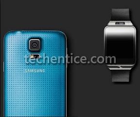 Samsung Galaxy S5 baby Monitor