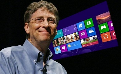 Bill gates nw second highest share holder of Microsoft