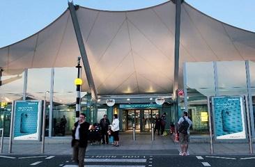 London Heathrow's fifth terminal to become Terminal Samsung Galaxy S5