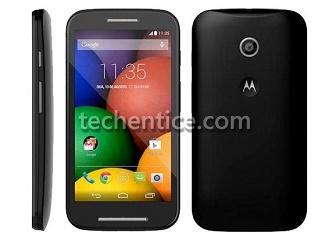 Motorola Moto e leaks