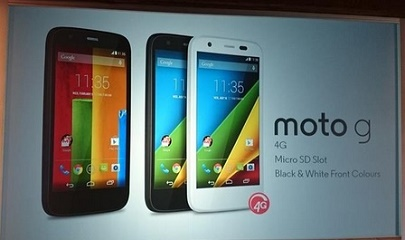 Motorola Moto E and Moto G LTE