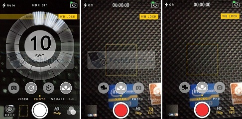 CameraTweak 2 Adds Gestures, Timer, Resolution Control & More To iOS 7 Camera App
