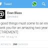 @evleaks retired