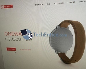 OneWatch by OnePlus coming soon