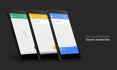 Paranoid Android 4.6 Beta 1