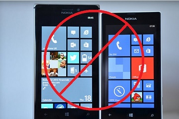 Microsoft cut down Nokia- re-branded as Microsoft Lumia