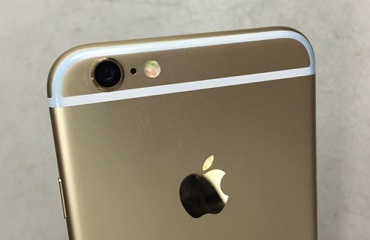 iPhone 6 discoloration
