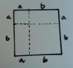 a plus be whole square