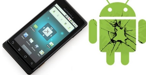 Old Android devices WebView security flaw