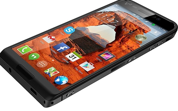 Saygus V2, Smart Phone with Super Powers: 320 Gb storage, waterproof and a lot more.