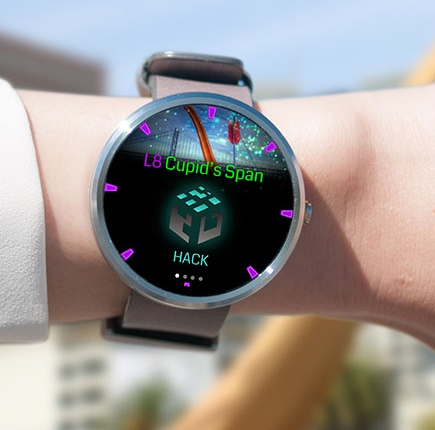 Ingress: Google's augmented reality game now in Android Wear
