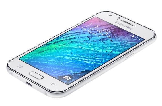 Samsung launches Galaxy J1 4G