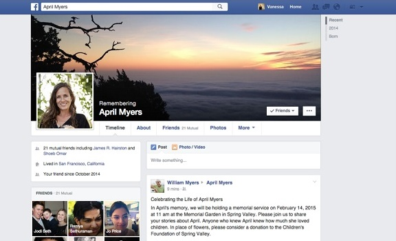 Legacy Contact in Facebook helps users to Live even after death
