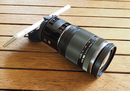 Olympus Air: answer to Sony's QX-series