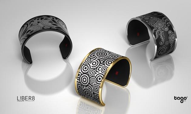 Tago Arc e-link bracelet with endless designs