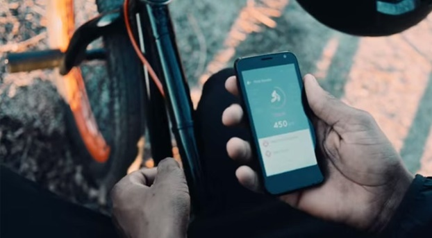 Track your off-road adventures with world's first BMX bike sensor
