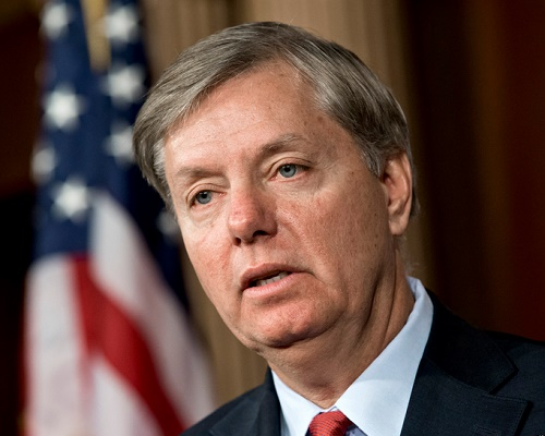 Lindsey Graham: The Republican South Carolina senator on subcommittee for Privacy, Technology and Law has never sent an email on his life
