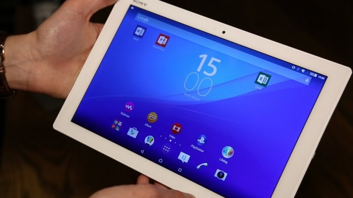 Sony Xperia Z4 Tablet and Xperia M4 Aqua revealed at MWC, Z4 competition for iPad Air 2?