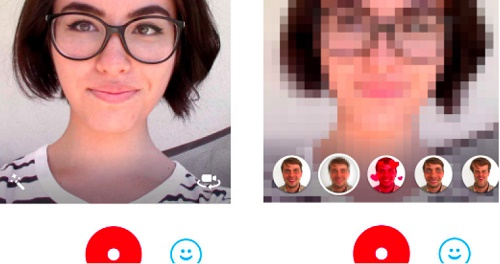 Skype application has been revamped for Android, iOS and Qik
