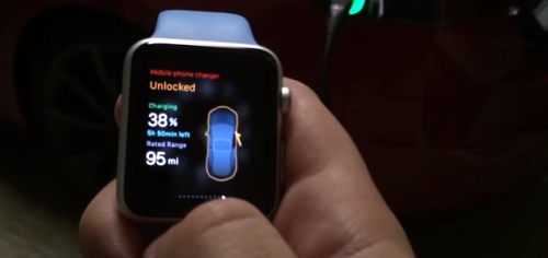 Apple Watch will soon be able to control Tesla Model S vehicles with Remote S app