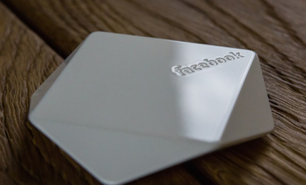 Facebook offers free Bluetooth beacons to businesses across the United States