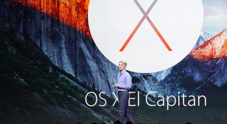 Apple unveils OSX El Capitan