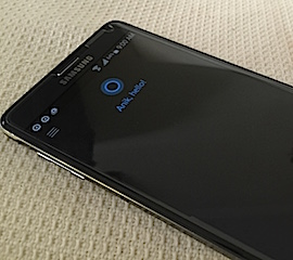 Cortana on Android Device