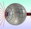 World's first Magnetic Wormhole